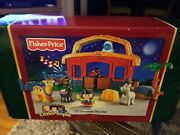 Fisher Price Little People Christmas Nativity Lil' Drummer Boy 2006 Music