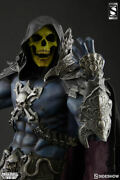 Statue Skeletor Exclusive Sideshow Andndash Masters Of The Universe 1695/2500