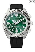 Citizen Promaster Cc5001-00w World's First Eco-drive Gps Satellite Diver's Watch