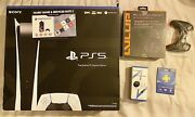 Sony Playstation 5 Digital Bundle - 825gb In Hand And On Time For Christmas Nib
