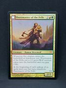Huntmaster Of The Fells/ravager Of The Fell Lp Mtg Dark Ascension 140/158 R/g 40
