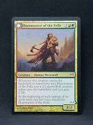 Huntmaster Of The Fells/ravager Of The Fell Lp Mtg Dark Ascension 140/158 R/g 43