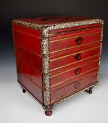 1700s Japanese Lacquer