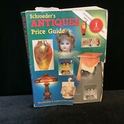 Schoeder's Antiques Price Guide 22nd Edition Values