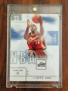Lebron James 2003-04 Fleer / Skybox Limited Edition Skyandrsquos The Limit Rookie Card