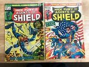 Shield [nick Fury And His Agents Of Shield] 1 And 2