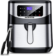 Air Fryer Electric Air Fryers Xl Hot Oven 1700w Oilless Cooker Led Touch 7.4 Qt
