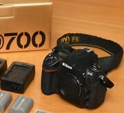 Nikon D700 Digital Slr - Body Only - Boxed - Very Good Working Condition