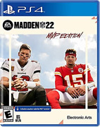 Ps4 Madden Nfl 22 Mvp Preor...-ps4 Madden Nfl 22 Mvp Preorder Ed Game New