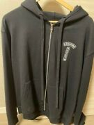 Chrome Hearts Black Zip Up Hoodie Size M Menand039s Fashion Item Authentic Jp I17346