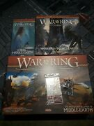 War Of The Ring 2nd Edition Full Collection, Inc. Treebeard, Tidings Not Burdens