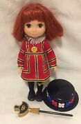 Disney Store Animators Collection It's A Small World England Singing Doll
