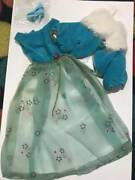 Vintage Barbie Let's Have Ball Dress For Doll Figure Japan Shipped