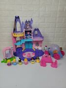 Fisher-price Little People Disney Princess Castle, Songs Palace With Princesses