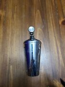 Vintage Commercial Industrial Bathroom Hand Pump Wall Mounted Soap Dispenser
