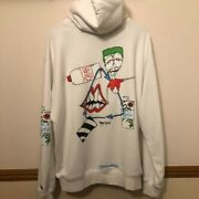 Chrome Hearts Hoodie White Xl Size Fashion Goods Vintage From Japanese K9567