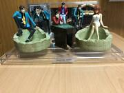 Lupin Iii Figure About 100 Pieces Large And Small Coca-cola Freebies