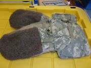 Extreme Cold Weather Mittens Acu Military Cold Weather Gloves Acu...one Size