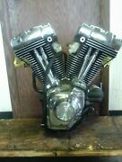2001 Harley Davidson Road King Classic Flhrci Complete Engine 35600 Miles