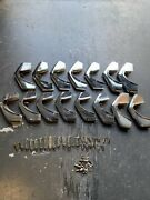 Vintage Lot 1954 Chevrolet Bel Air Project Chrome Grill Teeth Rat Rod Chevy