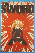 The Sword 1 First Printing Image Comics 2007 The Luna Brothers