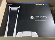 🔥new Sony Playstation 5 Digital Edition Console - Same Day Priority Shipping🔥