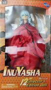 Inuyasha 12 Collector's Edition Doll - Toynami Unopened