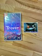 Trover Saves The Universe Nintendo Switch Limited Run Neuf