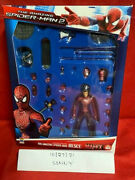 Mafex The Amazing Spider-man 2 Dx Set No. 004 Magnetic Wall Diorama