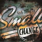 36wx36h Small Change By Rodney White - There Is No Such Thing As Pepsi Canvas