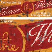 36wx12h Change The World By Rodney White - Iand039m Out To Change Mine Canvas