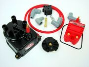 88-91 Honda Crx Msd Ignition Distributor Cap Rotor And External Blaster Ss Coil