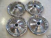 1973-74 Plymouth Barracuda Hubcap/ Set Of 4