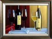 Thomas Stiltz Best Of Cakebread Special Proof Signed And Numbered Framed Art