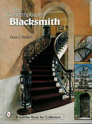 The Contemporary Blacksmith By Dona Meilach / Blacksmithing / Anvil / Forge