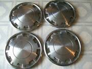 1985-86 Ford Hubcaps / 14 / Set Of Four