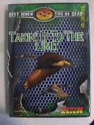 Zink Duck And Goose Calls Takin' It To The Limit Dvd New
