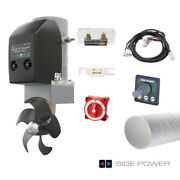 Marine Bow Thruster Se 60/185 S Side Power With Installation Kit