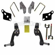Club Car Precedent Gas/electric Golf Cart Jakeand039s 6and039and039 Spindle Lift Kit 2004-up