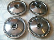 1977-82 Ford Cougar - Mercury- Montego Hubcaps / Four