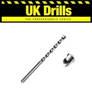 1 X Masonry Drill Bit   Nickel Plated   Top Quality All Sizes And Lengths Listed