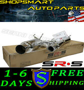 Srs Type-r1 Catback Exhaust System For Mitsubishi Eclipse 95-99 Gsx Talon 1995
