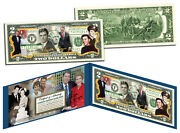 Ronald Reagan-life-times2 Bill Genuine Legal Tender Colorized Gift2 Money