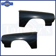 65 Chevelle Malibu El Camino Front Fender Pair Lh And Rh 2 And 4 Door New