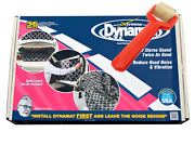 Dynamat Xtreme Bulk Pack Includes Free Roller No Additional Folds 9 Sheets 36ftandsup2