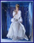 Holiday Visions 2003 Barbie Winter Fantasyfirst In Seriesspecial Edition Nrfb