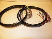 Harley 60 96-06 Switch Wiring Extension Handlebar 24 Wire Kit With 1 Terminals
