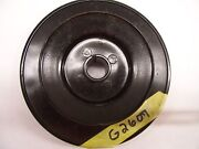 1953-56 Chrys,1950-54 Desoto,1950-54 Dodgeand Ply,1951-56 Truck Generator Pulley