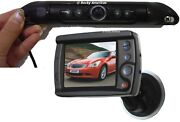 Ccd License Plate Ir Wide Angle Rear View Backup Camera And3.5 Windshield Tft Lcd