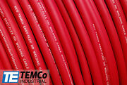 Welding Cable 2/0 Red 300and039 Ft Battery Leads Usa New Gauge Copper Awg Solar